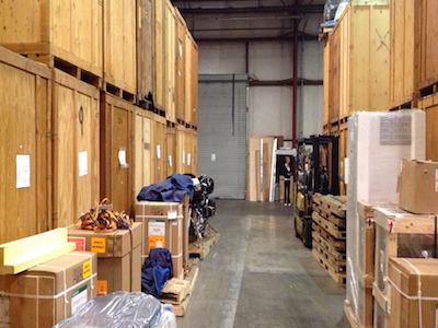 Moving Roanoke Storage Facility