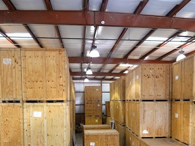 Roanoke Moving Storage Facility